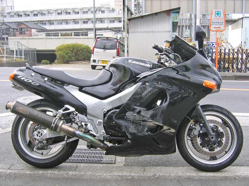 バイク買取 ZZ-R1100!_c0086965_11135989.jpg