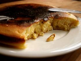 酒粕酵母でパンケーキ(発酵しっかりめ)_c0110869_7362244.jpg