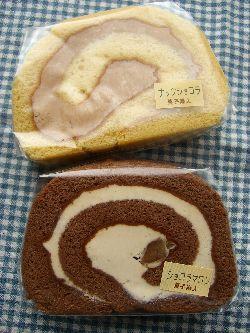 菓子職人のロールケーキ。_c0005672_19414437.jpg