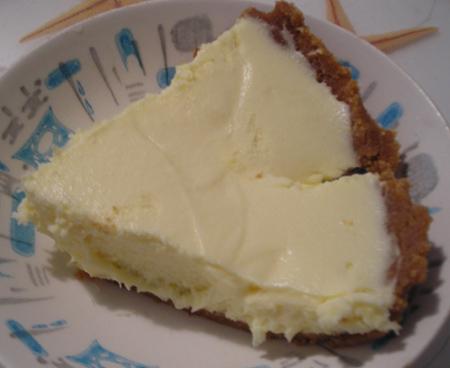 チーズケーキと初仕事_d0000995_11464374.jpg