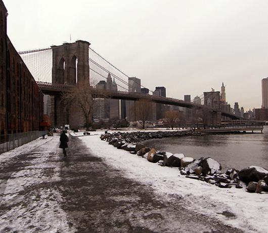冬のブルックリン・ブリッジ・パークをお散歩_b0007805_13202098.jpg