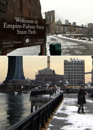 冬のブルックリン・ブリッジ・パークをお散歩_b0007805_13213550.jpg
