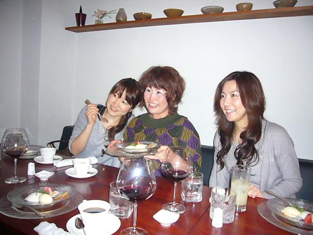女子外ご飯の会inフルールキッチン。_c0175022_6323172.jpg