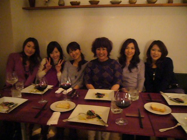 女子外ご飯の会inフルールキッチン。_c0175022_6541512.jpg