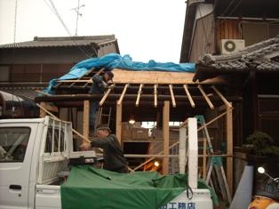 大和郡山 築80年の建物の改修_c0105163_14415735.jpg