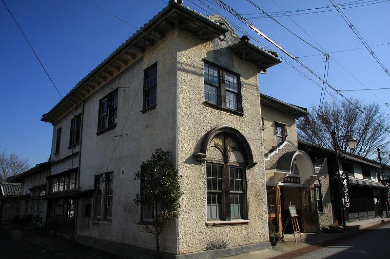 ヴォーリズの建物9 近江八幡 旧八幡郵便局_c0196076_2222166.jpg