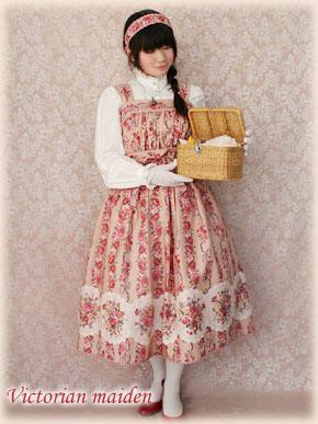 Rose Bouquet Stripe Series Coordination Ⅳ_f0114717_17251250.jpg
