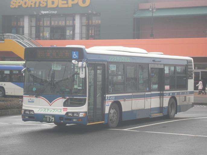京成バス 4592_e0004218_19593024.jpg