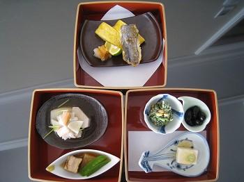 ラ・スイート神戸 ルームサービスで朝食_a0055835_13442575.jpg