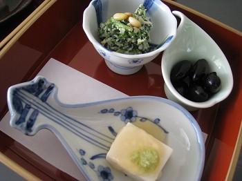 ラ・スイート神戸 ルームサービスで朝食_a0055835_13444527.jpg