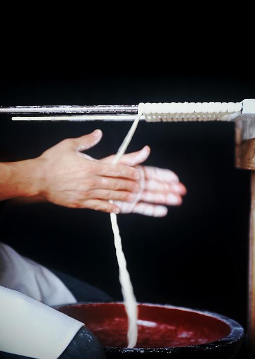 北海道産小麦粉100% 佐藤養悦本舗の稲庭生拉麺_c0176838_15163635.jpg