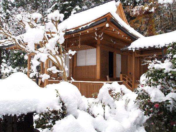 京都大原雪景色(5)_e0129750_1171910.jpg