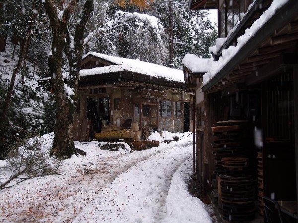 京都大原雪景色(5)_e0129750_19285.jpg