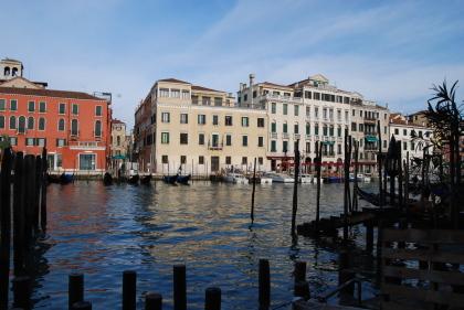 ヴェネツィアでイタリア料理のビュッフェに行く。_d0129786_14413134.jpg
