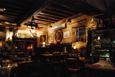 ヴェネツィアでイタリア料理のビュッフェに行く。_d0129786_1512151.jpg