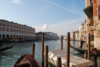 ヴェネツィアでイタリア料理のビュッフェに行く。_d0129786_1795293.jpg