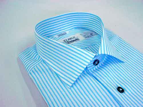 お客様のロンドンストライプのシャツ_a0110103_19395081.jpg