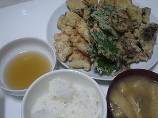 天ぷらと納豆_c0025217_11245494.jpg
