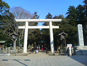 鹿島神宮_c0198232_1251460.jpg