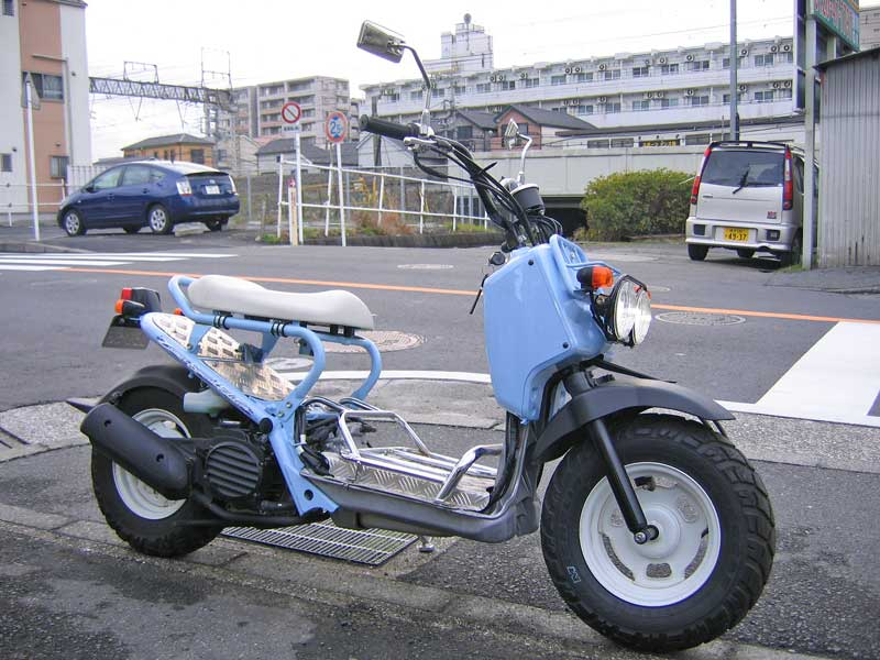 バイク買取 ZOOMER(ズーマー)♪_c0086965_21185648.jpg