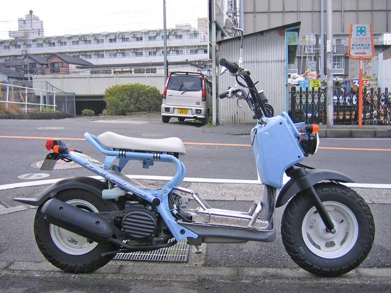 バイク買取 ZOOMER(ズーマー)♪_c0086965_21193725.jpg