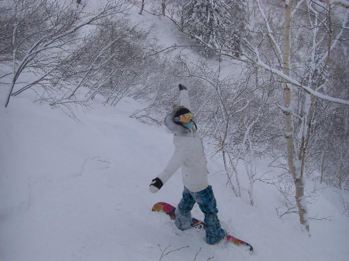 1月24日 手稲ハイランドスキー場_c0151965_22324780.jpg