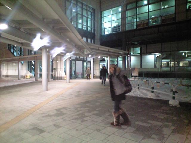 1月24日 手稲ハイランドスキー場_c0151965_22513100.jpg