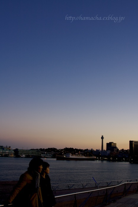 Yokohama in Blue_c0158775_204156.jpg