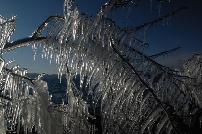 晴天のリベンジ しぶき氷@上戸浜。_c0141989_3202895.jpg