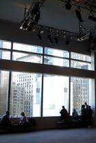 ジャズ・アット・リンカーンセンターのアートスペースは穴場の展望台_b0007805_1024933.jpg