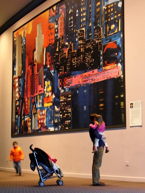 ジャズ・アット・リンカーンセンターのアートスペースは穴場の展望台_b0007805_10252894.jpg