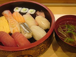 いろは寿司 中目黒店_c0025217_1385997.jpg