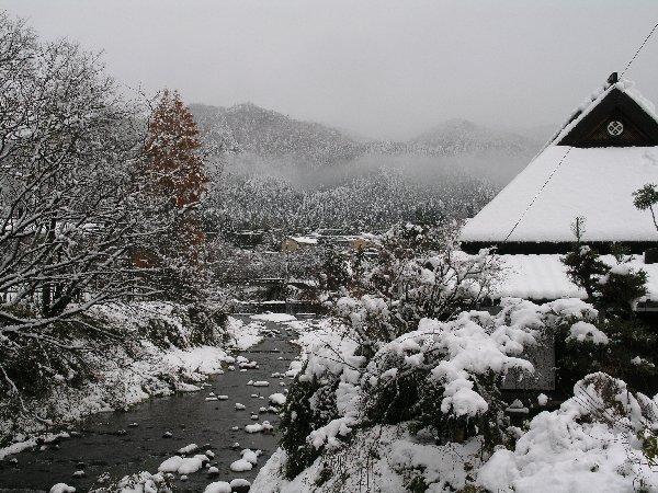 京都大原雪景色(8)_e0129750_2129142.jpg