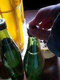 「特別純米」720ml・「純米吟醸ブルーラベル」720ml瓶詰めなど_d0007957_2345140.jpg