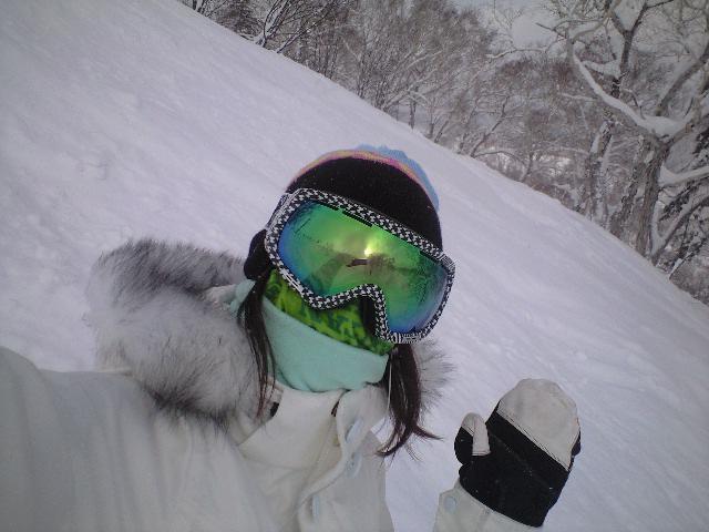 1月26日  札幌国際スキー場 ☆ 天気良い_c0151965_21313195.jpg