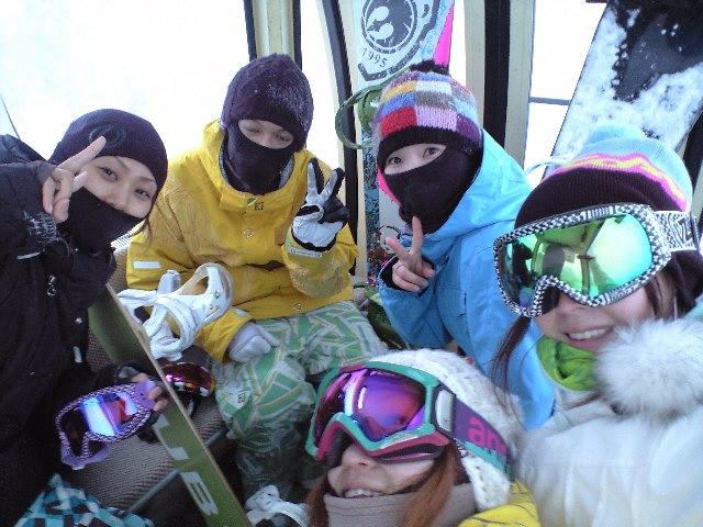 1月26日  札幌国際スキー場 ☆ 天気良い_c0151965_2137278.jpg