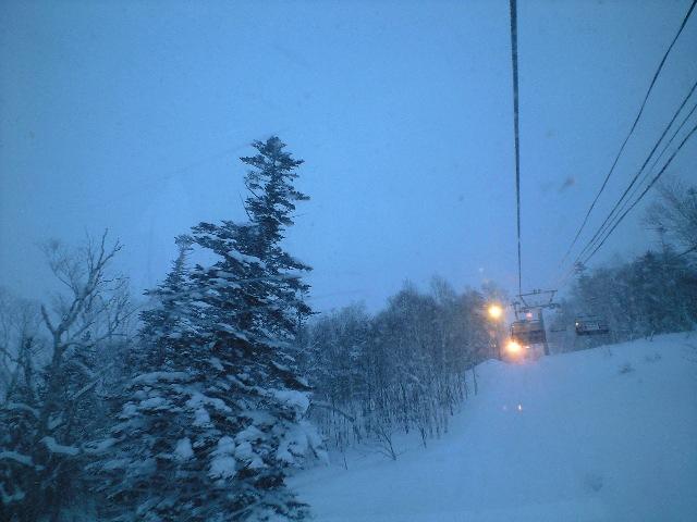 1月26日  札幌国際スキー場 ☆ 天気良い_c0151965_21392313.jpg