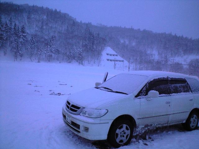 1月26日  札幌国際スキー場 ☆ 天気良い_c0151965_21443797.jpg