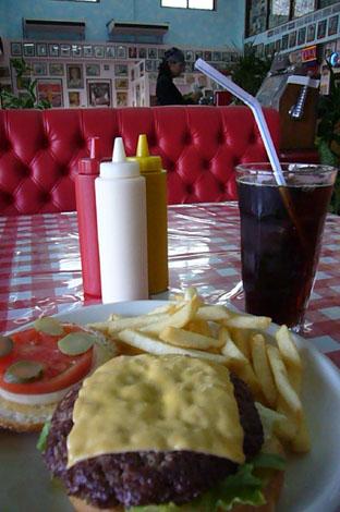 50\'s cafe._c0153966_19522054.jpg
