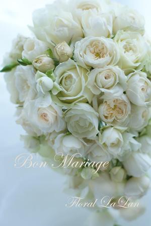 kaoちゃんWedding Bouquet_d0141376_23132583.jpg