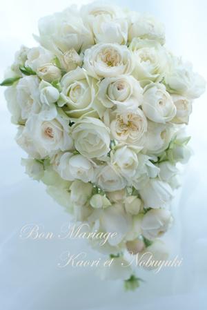 kaoちゃんWedding Bouquet_d0141376_23155230.jpg