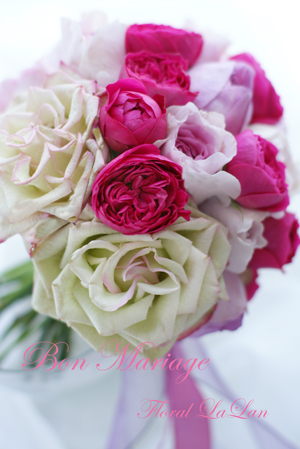 kaoちゃんWedding Bouquet_d0141376_23251934.jpg