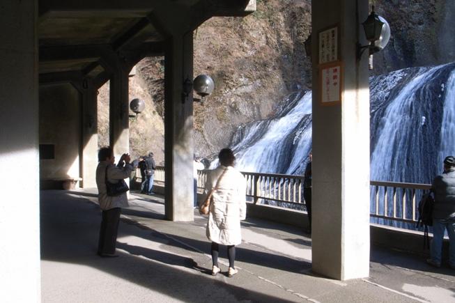 凍った滝①@袋田の滝。_c0141989_22361270.jpg
