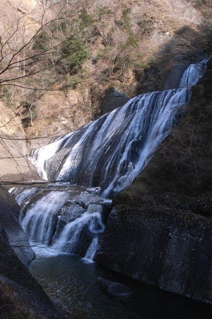 凍った滝①@袋田の滝。_c0141989_22384241.jpg
