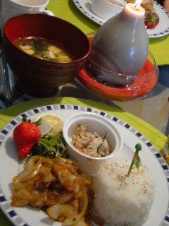 柚子ぼーろと・・・ごまらあ油の中華風スープ。_f0177295_94830100.jpg