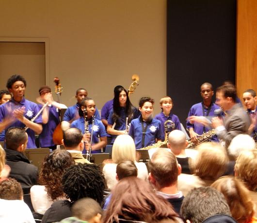 中学生ジャズ・ミュージシャン達のコンサート_b0007805_259037.jpg