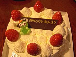 甥っ子の誕生日パーティー♪_e0125731_10411213.jpg