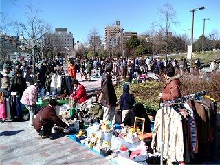 MOTTAINAIフリーマーケット開催報告@木場公園 花壇前広場_e0105047_15334245.jpg