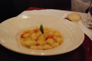 ヴェネツィアのレストラン。「Vecio Fritolin」_d0129786_14521436.jpg