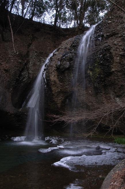 凍った滝②@月待の滝。_c0141989_0553248.jpg